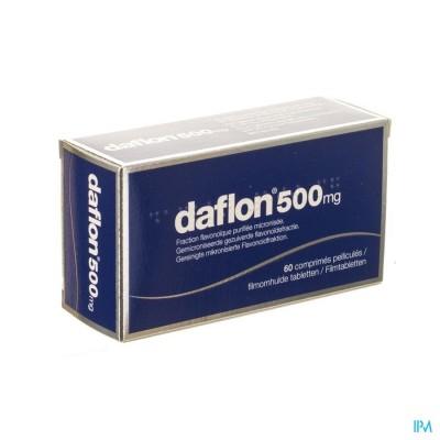 DAFLON 500 COMP 60X500MG