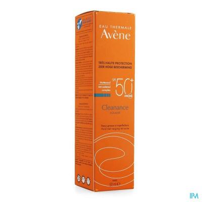 AVENE ZON CLEANANCE SOLAIRE IP50+ 50ML