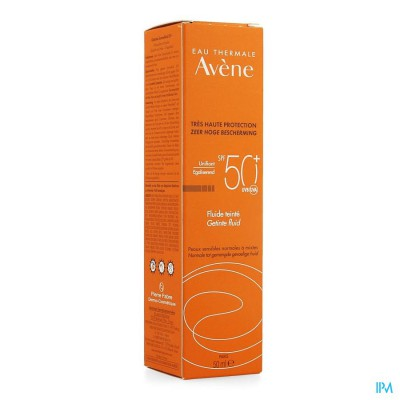 AVENE FLUIDE GETINT IP50+ Z/PARFUM 50ML