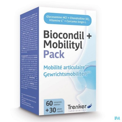 Biocondil Comp 60 + Mobilityl Caps 30