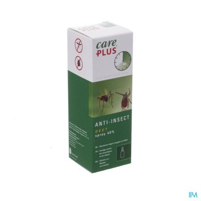 CARE PLUS DEET A/INSECT SPRAY 40% 60ML