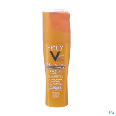VICHY CAP IDEAL SOLEIL IP50 BRONZE SPRAY 200ML