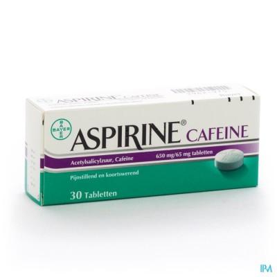 ASPIRINE CAFEINE COMP 30