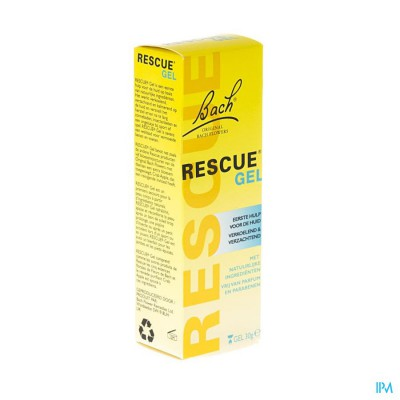 BACH RESCUE GEL 30G