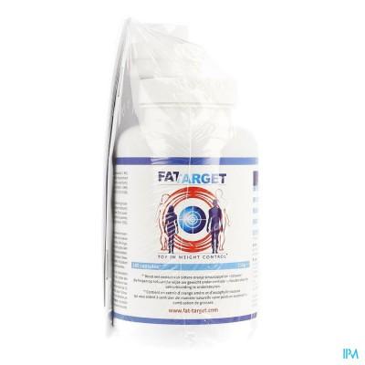 FAT TARGET CAPS 180