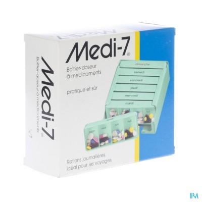 MEDI-7 PILLENDOOS WEEK