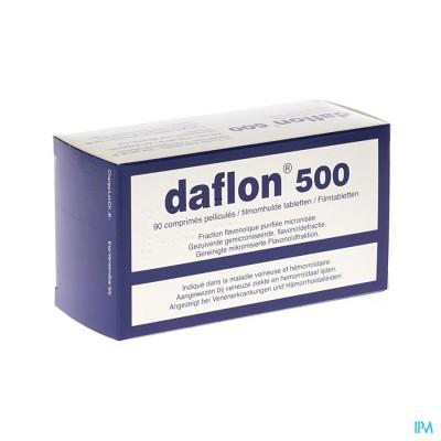 DAFLON PI PHARMA COMP 90X500MG PIP