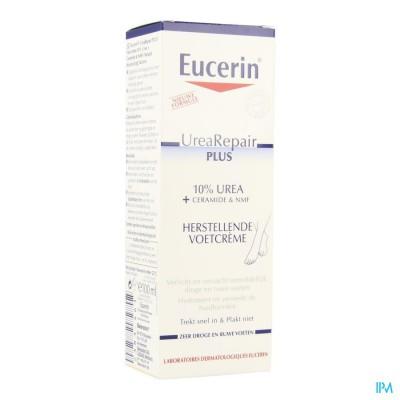 EUCERIN UREA REPAIR PLUS VOETCR 10% UREA 100ML